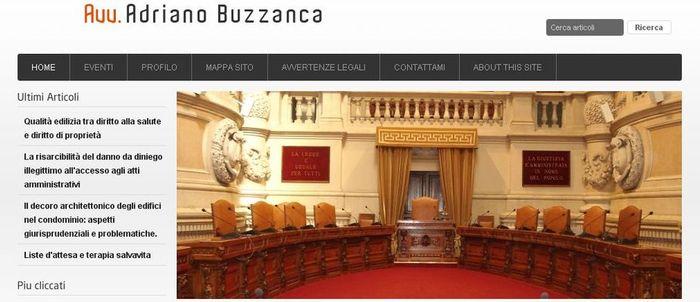 Avvocato Adriano Buzzanca