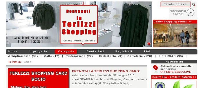 Terlizzi Shopping new