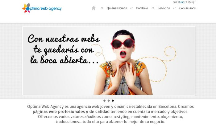 Optima web agency